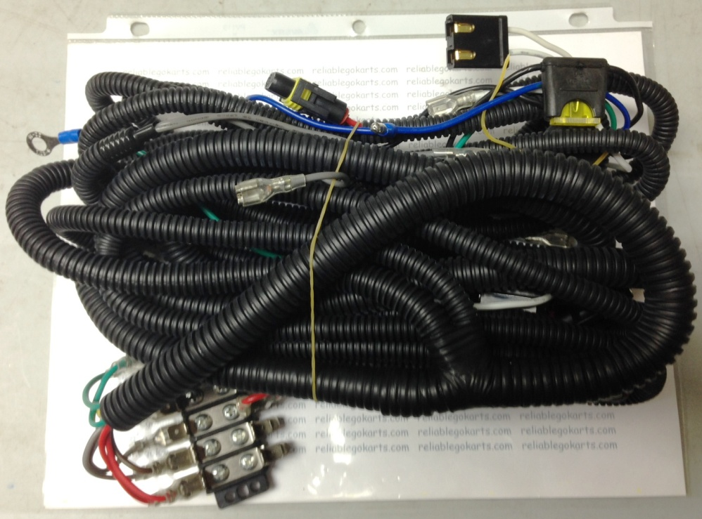 Wire Harness, CW-11, CW-413 (please see notes) [2-70012] - $79.13 ...